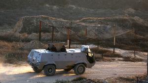 Egypten skryter med sina famgångar i en massiv militäroffensiv mot IS på Sinaihalvön