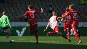 FC Inter spelar fotboll för Åbo.