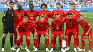 Belgiens startelva