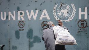 FN:s hjälporganisation för palestinska flyktingar UNRWA