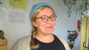 Samhällsvetaren Karin Palmén