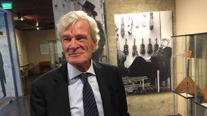 Matts Andersson i närbild.