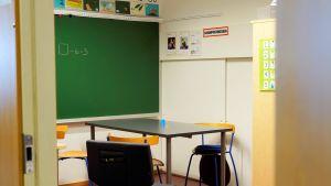 Rum för specialundervisning