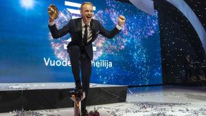 Iivo Niskanen valdes till årets idrottare i Idrottsgalan