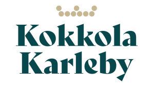 Karleby stads nya varumärke.