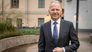 Jord- och skogsbruksminister Jari Leppä