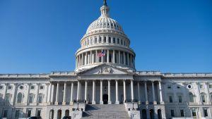Capitolium i Washington DC