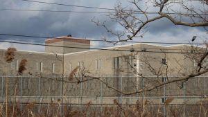 Northern State Prison-fängelset i Newark i New Jersey.
