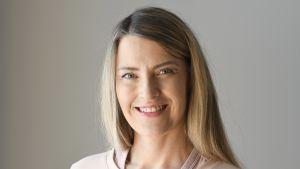 Porträtt av läkaren Eira Roos.
