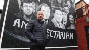 John McKinney (55) var bara åtta år då hans brov blev ihjälskjuten under Bloody Sunday.
