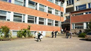 Strömborgska skolan i Borgå