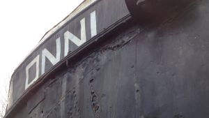 Bogserbåten Onni i Lovisa