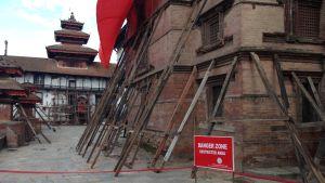 Durbar-palatsin aukio, Nepal