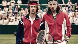 Världens mest framgångsrika tennisspelare ser trumpna ut.