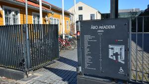 Åbo Akademi, Arken