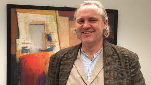 Anders Vikström, svensk bildningsdirektör