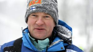 Matti Haavisto leder Finlands skidlandslag för första året.