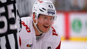 De fyra senaste säsongerna har Petri Kontiola spelat för Lokomotiv Jaroslavl.
