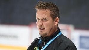 Jokerits chefstränare Lauri Marjamäki