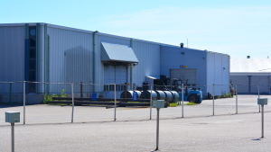 Industrihall