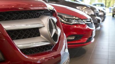 importera bil tyskland