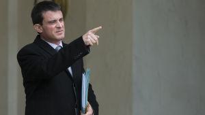 Manuel Valls blir Frankrikes nya premiärminister.