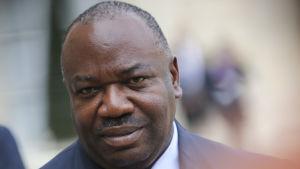Ali Bongo Ondimba eftertrtädde sin döde far år 2009. Fadern Omar Bongo styrde Gabon i 42 år.