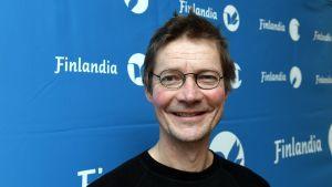 Författaren Juha Hurme