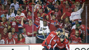Washington Capitals fans.