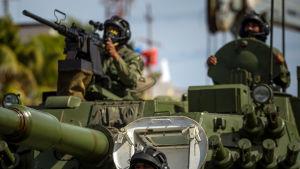 Armésoldater i Venezuela