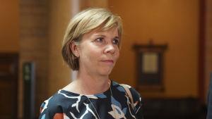 Hallitusneuvottelut / Anna Maja Henrikson / Säätytalo 09.05.2019