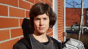 Maria Isoaho är ledande socialarbetare för barnskyddet i Kyrkslätt.
