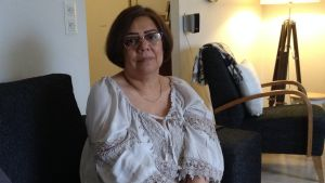 Athra al-Nawas har bott i Finland i 20 år.