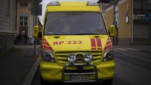 räddningsbil