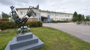 Frosteruksen koulu i Kärsämäki.