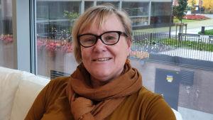 Professori Kirsi Vainio-Korhonen