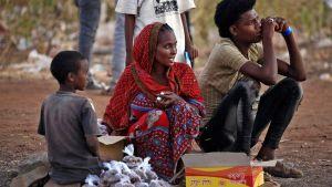tigray, flykting, etiopien