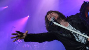 Joey Tempest, sångare i Europe.