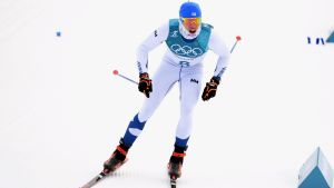 Iivo Niskanen i OS