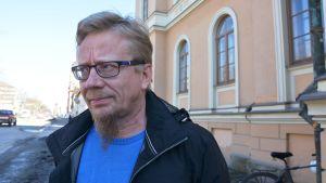 Sauli Härkönen, chef för offentliga förvaltningsuppgifter på Finlands viltcentral.