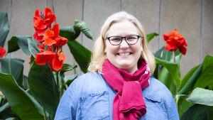 En kvinna vid namn Monica Björkell-Ruhl