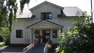 Houtskärs bibliotek.