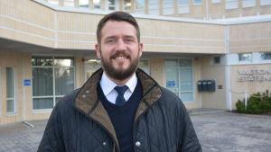 Kristian Schrey, vd på Viexpo.
