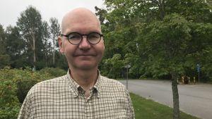 Vasa stads ledande överläkare Heikki Kaukoranta.