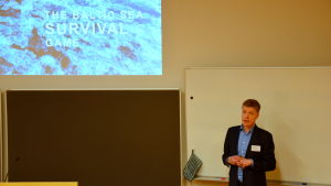 professor Kim Wikström