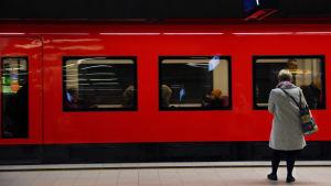 Helsingfors metrostation