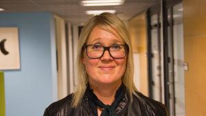 Hertta Hartikainen är jurist vid Konkurrens- och konsumentverke