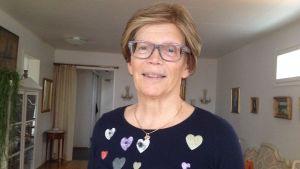 Veronica Sandström.