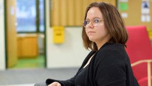 Personporträtt av Anna Mäkäräinen.