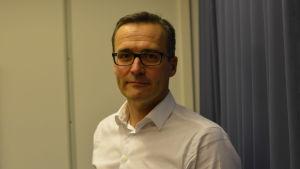 Mikko Kautto är direktör vid Pensionsskyddscentralen.